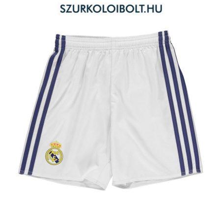 Adidas Real Madrid short / gyerek sort, hivatalos szurkolói termék