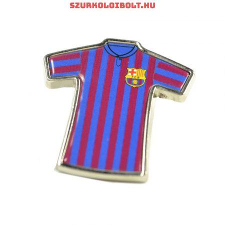 FC Barcelona kitűző / jelvény / nyakkendőtű (mez) eredeti klubtermék!!!