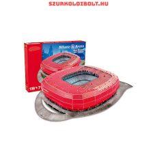 Bayern München puzzle, hivatalos 3D Bayern München szurkolói kirakó
