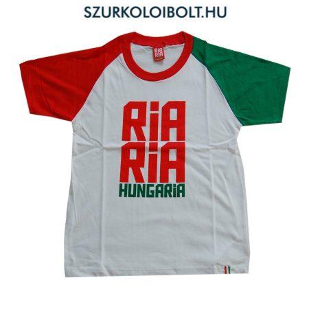 Hungary póló - Magyarország szurkolói póló Ria Ria Hungária