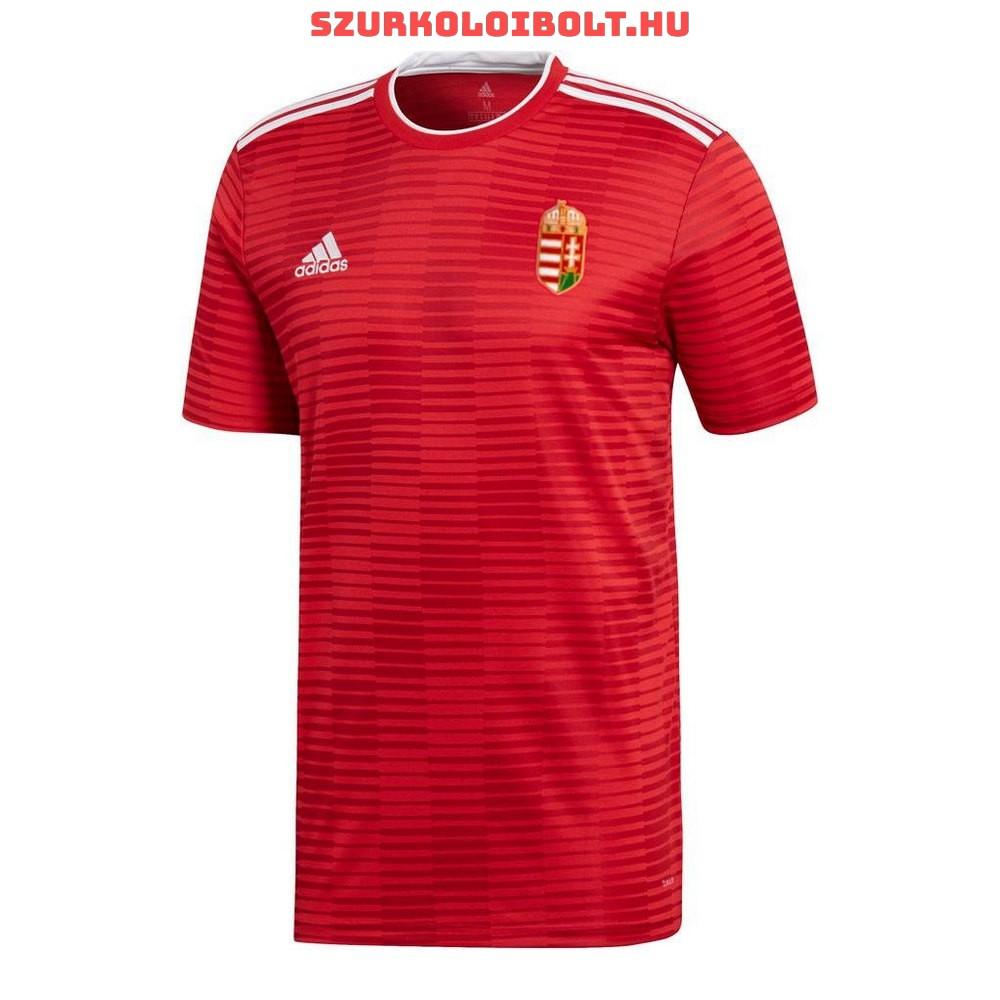 3f9143232c Adidas Magyar válogatott hazai szurkolói mez hímzett címerrel ...