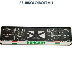 Hungary rendszámtábla tartó (2 db) zászlós kivitelben - eredeti, hivatalos klubtermék