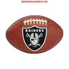 Las Vegas Raiders szőnyeg (labda design) - hivatalos Las Vegas Raiders szurkolói termék