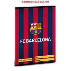 FC Barcelona kockás A/5-ös füzet