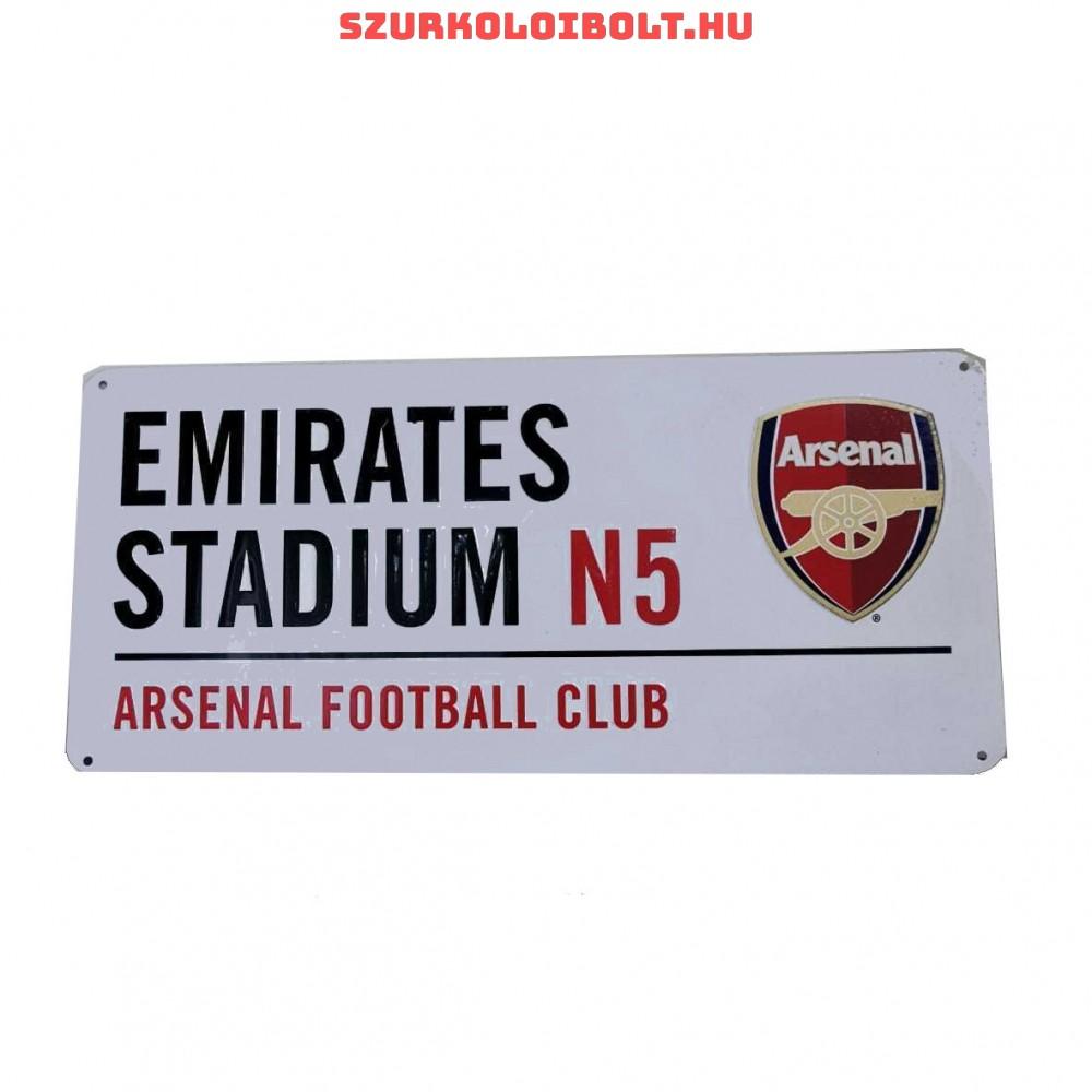 Arsenal FC utcanévtábla - eredeti 6af2e504ae