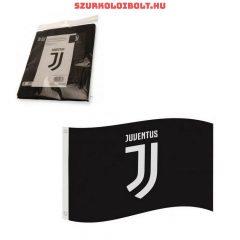 """Juventus """"logo"""" óriás zászló (eredeti, hivatalos klubtermék)"""