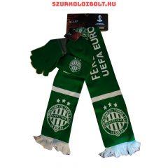 Ferencváros kötött sapka (Bajnokok Ligája)  - eredeti FTC sapka