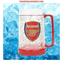 Arsenal Fc fagyasztható söröskorsó - eredeti klubtermék