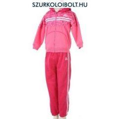 Lonsdale pink gyerek melegítő, tréningruha