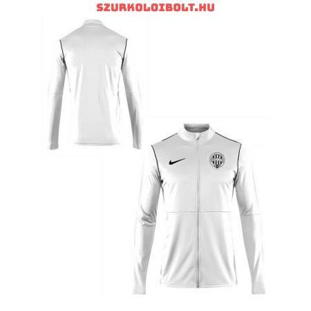 Nike Ferencváros melegítő felső- Nike Fradi szurkolói melegítő felső (fehér)