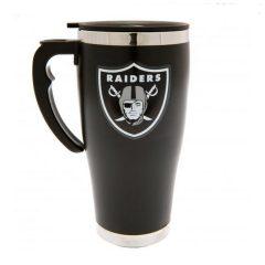 Oakland Raiders utazó pohár, bögre fogantyúval - hivatalos klubtermék