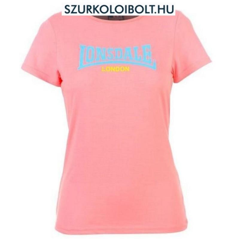 Lonsdale Leara - Lonsdale női póló (rózsaszín) - Eredeti termékek ... 385a1f51d3