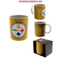 Pittsburgh Steelers bögre - hivatalos NFL szurkolói ajándék