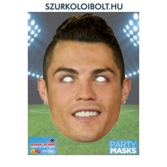 Cristiano Ronaldo maszk / álarc