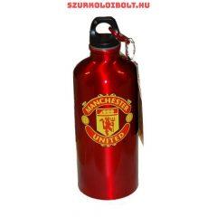 Manchester United FC aluminium kulacs / termosz (hivatalos,hologramos klubtermék)