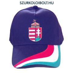 Hungary / Magyarország baseball sapka (magyar válogatott szurkolói termék) (sötétkék)