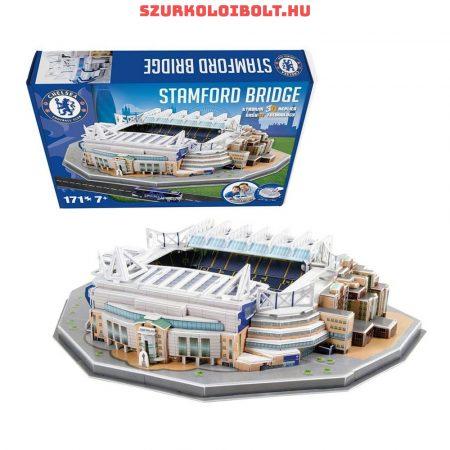 Chelsea puzzle, Stamford Bridge stadion puzzle (171 db-os)- eredeti, hivatalos klubtermék!
