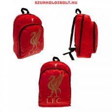 Liverpool FC  hátizsák / hátitáska - eredeti, liszenszelt klubtermék (fekete)