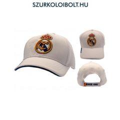 Real Madrid szurkolói Baseball sapka, címeres  (hivatalos klubtermék)