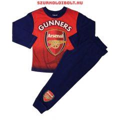 Arsenal gyerek pizsama - eredeti, hivatalos Arsenal klubtermék!