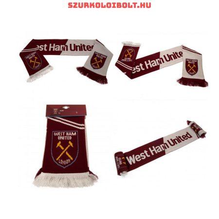 West Ham United sál - eredeti WHU szurkolói sál (hivatalos,hologramos klubtermék)