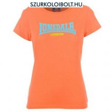 Lonsdale Leara - Lonsdale női póló (korall)