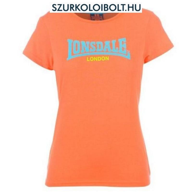 Lonsdale Leara - Lonsdale női póló (korall) - Eredeti szurkolói ... 44ce6cae5e