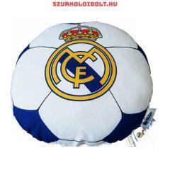 Real Madrid kispárna - eredeti, hivatalos klubtermék! (focilabdás)