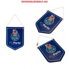 """FC Porto """"logo"""" autós zászló (eredeti, hivatalos klubtermék)"""