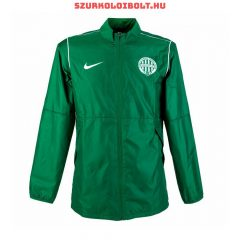 Nike Ferencváros feliratos széldzseki / esőkabát - Ferencváros dzseki (zöld színben)