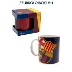 FC Barcelona logós bögre - hivatalos klubtermék