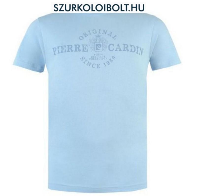 f7f76ad41e Pierre Cardin Elite póló (világoskék) - Eredeti szurkolói ajándékok ...