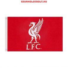 Liverpool F.C. flag - Liverpool logós zászló