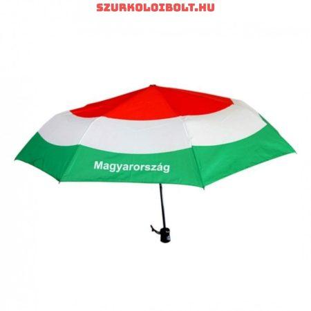 Magyar válogatott  esernyő klubcímerrel - hivatalos szurkolói termék