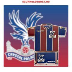 Crystal Palace F.C. kitűző (mez) - hivatalos klubtermék!