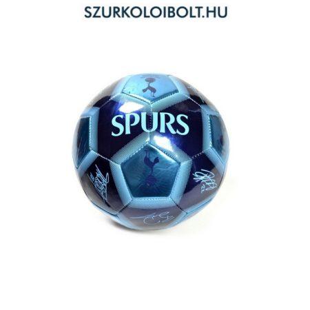 """Tottenham Hotspur FC """"Signature"""" szurkolói labda - normál (5-ös méretű) Tottenham Hotspur címeres focilabda a csapat tagjainak aláírásával"""