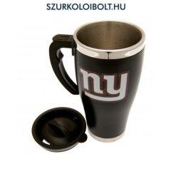 New York Giants utazó pohár, bögre fogantyúval - hivatalos klubtermék
