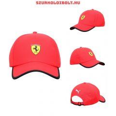 Ferrari baseball sapka  (piros)