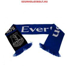 Everton sál - szurkolói sál (eredeti, hivatalos klubtermék!)
