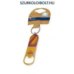 Los Angeles Lakers kulcstartó sörnyitóval- eredeti klubtermék!!!