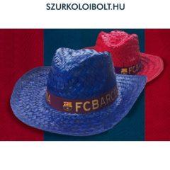 FC Barcelona -  Barcelona szurkolói szalmakalap (több színben)