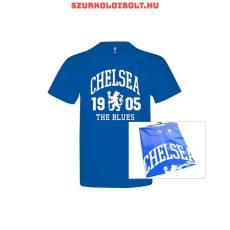 Chelsea hivatalos szurkolói póló  - eredeti Chelsea klubtermék