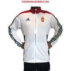 Adidas Magyar válogatott melegitő felső (fehér)