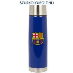 Barcelona aluminium termosz (hivatalos,hologramos klubtermék) - kék