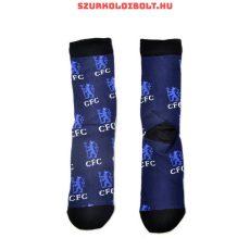 Chelsea FC címeres zokni (gyerek 31-36)