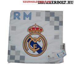 Real Madrid kispárna (kék, csíkos) - eredeti, hivatalos klubtermék! (kék-fehér)