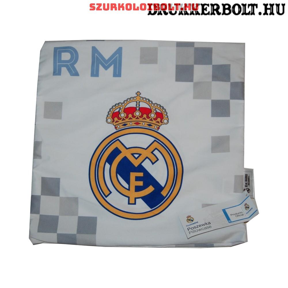 24bb7ea0e6 Real Madrid kispárna (kék, csíkos) - eredeti, hivatalos klubtermék!  (kék-fehér)