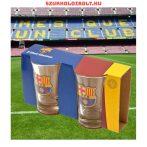 FC Barcelona felespohár szett, tökéletes FC Barcelona szurkolói ajándék