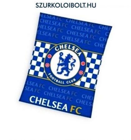 """Chelsea takaró """"blue"""" - eredeti, liszenszelt klubtermék, szurkolói ajándék"""