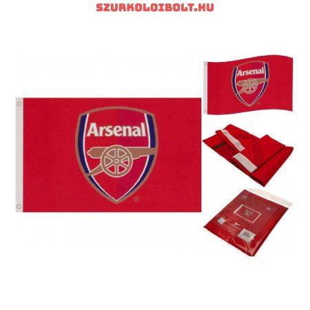 Arsenal F.C. flag - Hivatalos Arsenal zászló (címer)